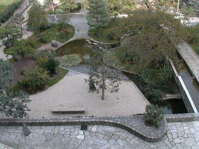 Jardin Japonais Unesco Isamu