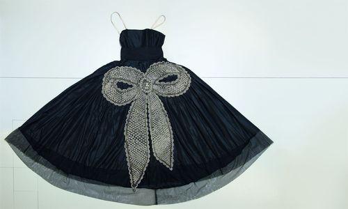 « La Cavallini », robe du soir Jeanne Lanvin, 1925