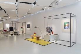 Exposition Idées multiples à la Galerie des galeries
