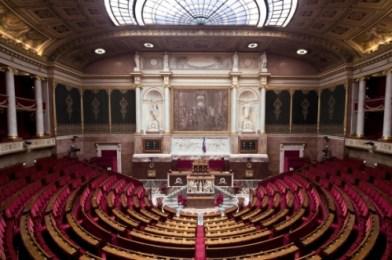 Assemblée nationale vide