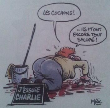J'essuie Charlie