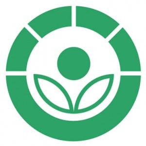 """Le symbole ci-dessus est le symbole international de l'irradiation des aliments. Il est appelé """"radura""""."""