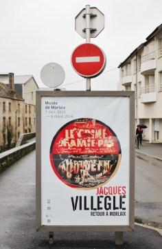 Jacques Villeglé - Multiples#10