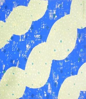 RICHARD Philippe Sans titre, 1994 sérigraphie 65x50 cm