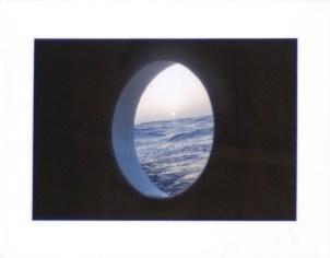 CONSTELIAN Elena Sail the world, 2001 photographie 53x43 cm