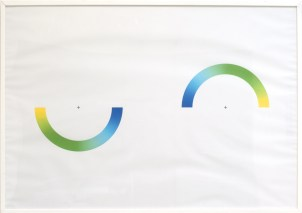 SPECULAIRE (Flavien Théry et Fred Murie) Demi-spectre, 2013 Impression numérique 70x100 cm
