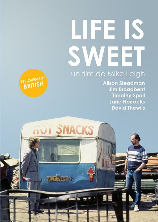 Image result for life is sweet 1990