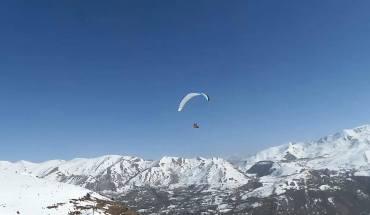 Vibration de la montagne