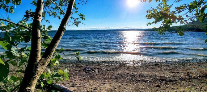 Le parc national du lac Témiscouata