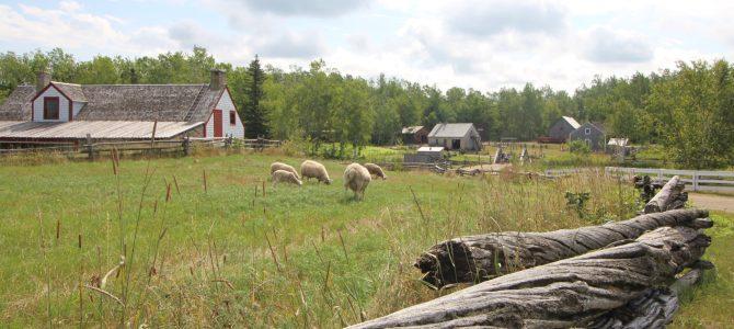 Le village historique Acadien de Caraquet