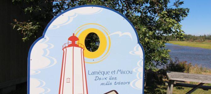 La chasse aux trésors aux îles Lamèque et Miscou