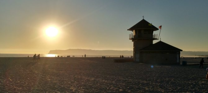 De Irvine à San Diego en passant par l'île de Coronado
