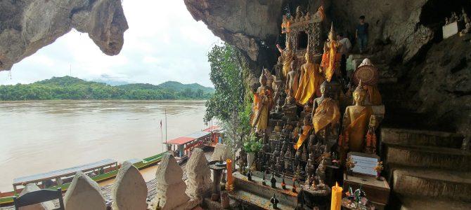Laos – Jour 18 – Croisière sur le fleuve Mekong