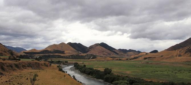Nouvelle Zélande – île du Sud – Nelson Lakes NP