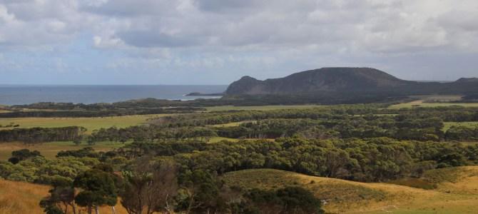 Australie – Tasmanie – la cote Nord-Ouest