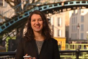 Isis Latorre, auteure du blog LesNouveauxTravailleurs.fr