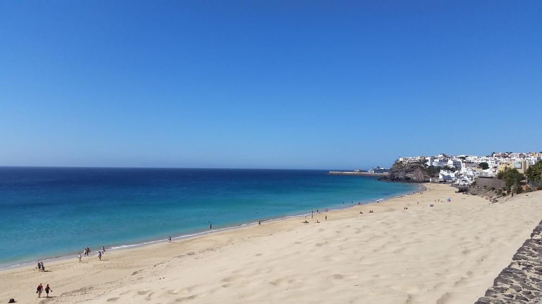 Paysage des Canaries, où Xenia a décidé de travailler lors de sa première année en tant que digital nomad