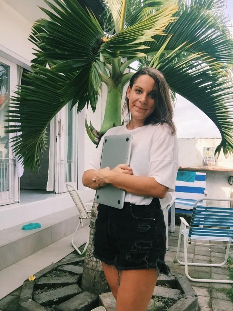 Margaux Roux, Digital Nomad à Bali