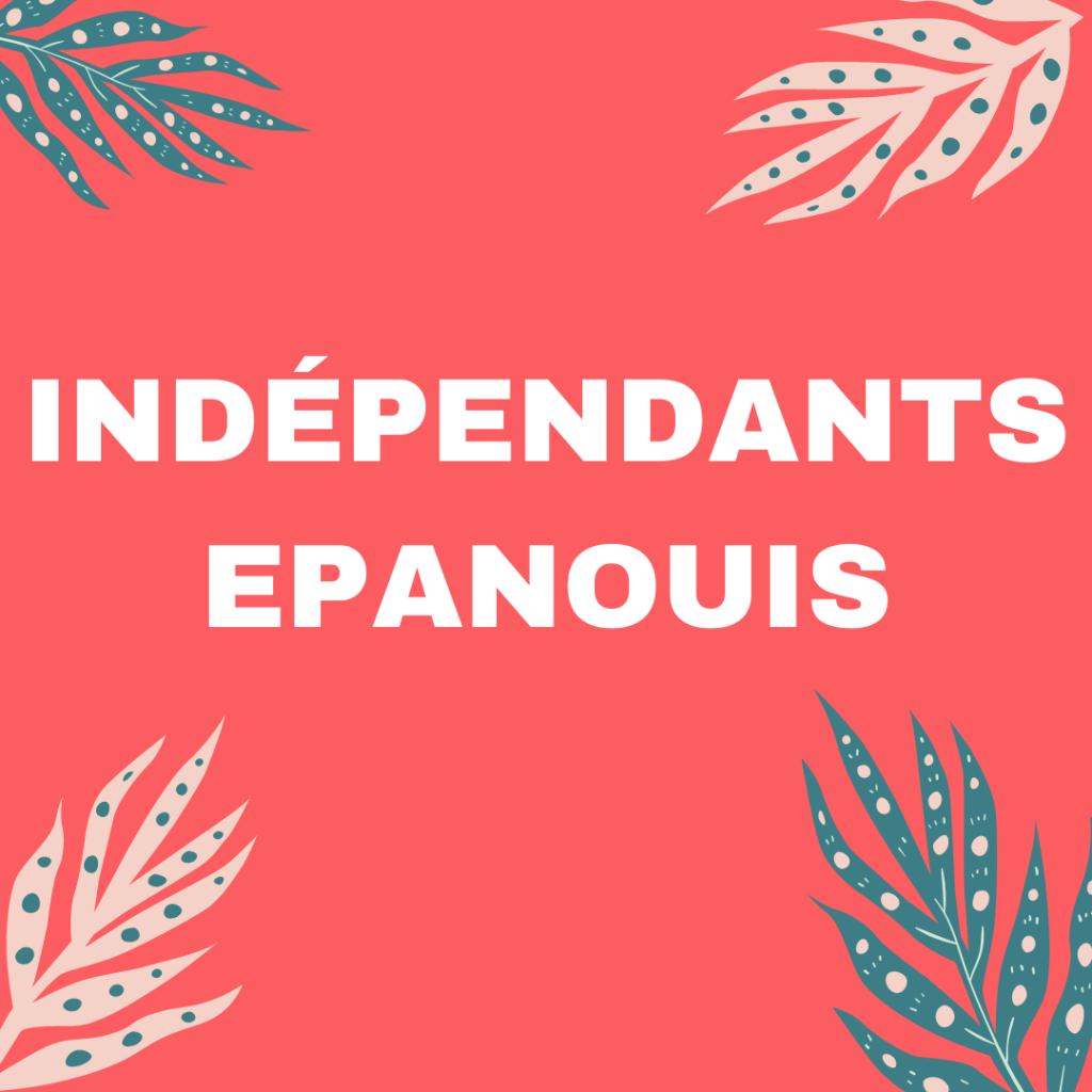 Formation Indépendants Épanouis