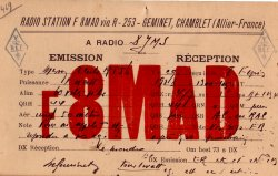 F8MAD Marcel Geminet