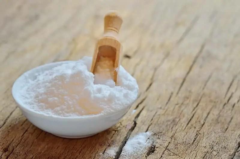Bicarbonate de soude contre punaises de lit