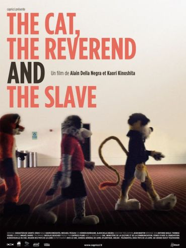 TheCatTheReverendTheSlave Affiche