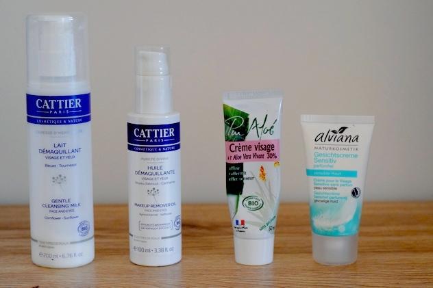 routine bio odyssees - Une routine de soins visage bio, naturelle, pas chère