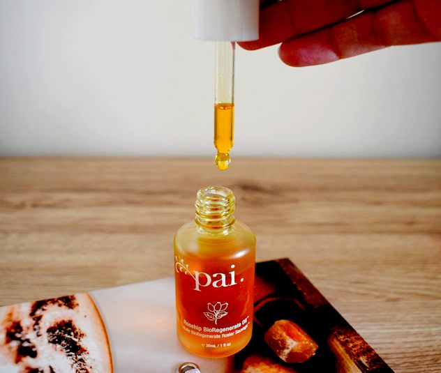 huile belle peau pai skincare - L'huile belle peau à la rose musquée Pai Skincare