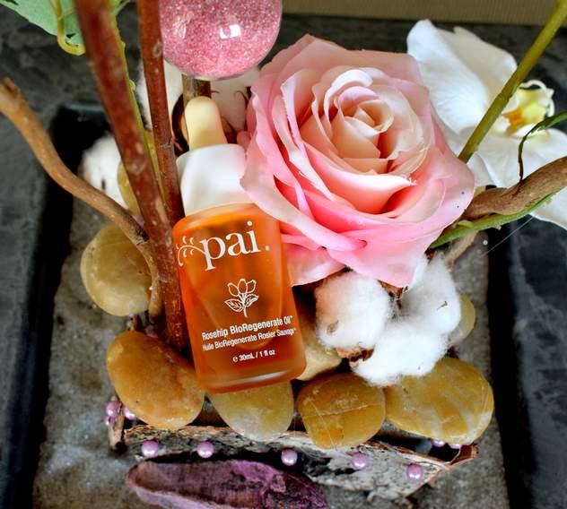 huile bioregenerate pai odyssees laeti - L'huile belle peau à la rose musquée Pai Skincare