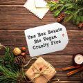 Box beauté bio vegan cruelty free Aziza Beauty Box