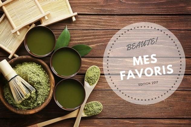 produits favoris beaute green bio - Mes produits de beauté green favoris en 2017