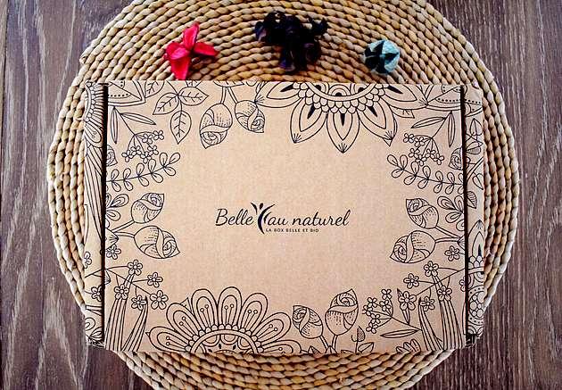 box beaute bio belle au naturel mars 2018 - Box beauté bio Belle au Naturel Mars 2018