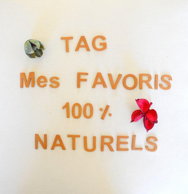 tag favoris naturels beaute bio green - Tag Mes favoris 100% naturels