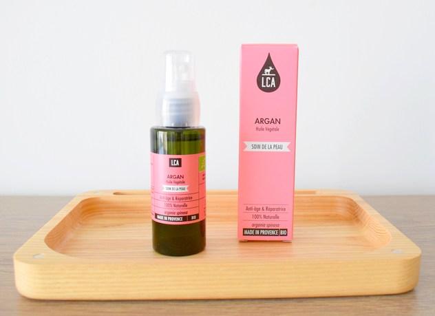 bain huile argan recette cheveux lca aroma - Bain d'huile d'argan antipelliculaire, anti-chûte : DIY cheveux secs/gras