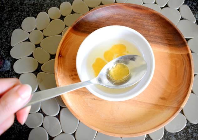 Recette Bain d'huile à l'argan et gel aloe vera