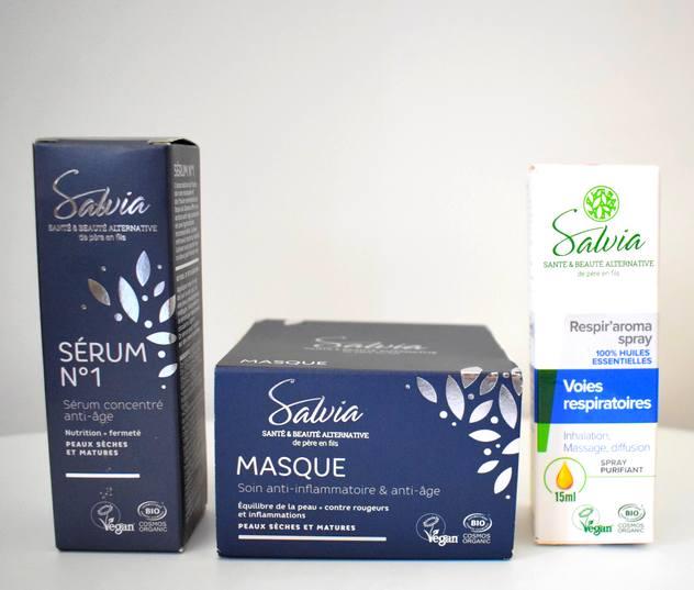 Salvia Nutrition, Santé et Beauté alternative : cosmétiques bio naturels et vegan