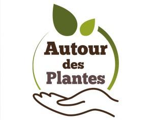 autour des plantes logo - Autour des Plantes : cosmétiques biologiques en direct du jardin
