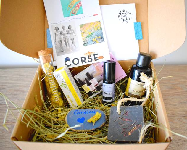 Aziza Beauty Box : box beauté bio et cruelty free