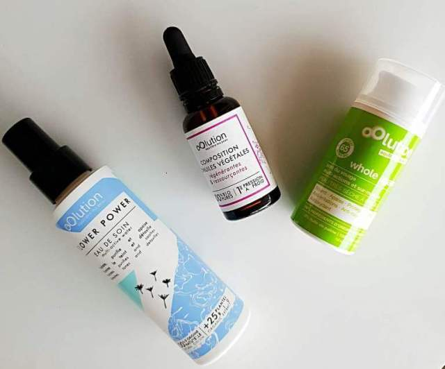 soins bio oolution routine 1 - Soins bio Oolution