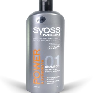 Shampoing pour homme Syoss 500ml