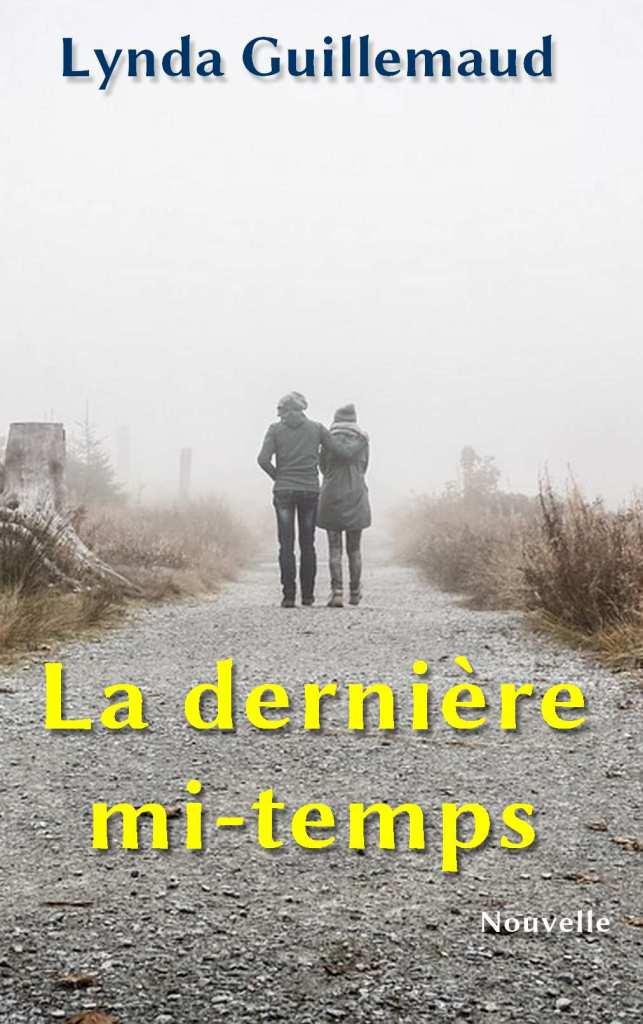 couverture la dernière mi-temps nouvelle Lynda Guillemaud