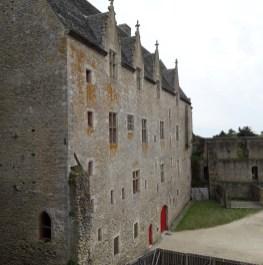 Logis du château de Suscinio (Morbihan)