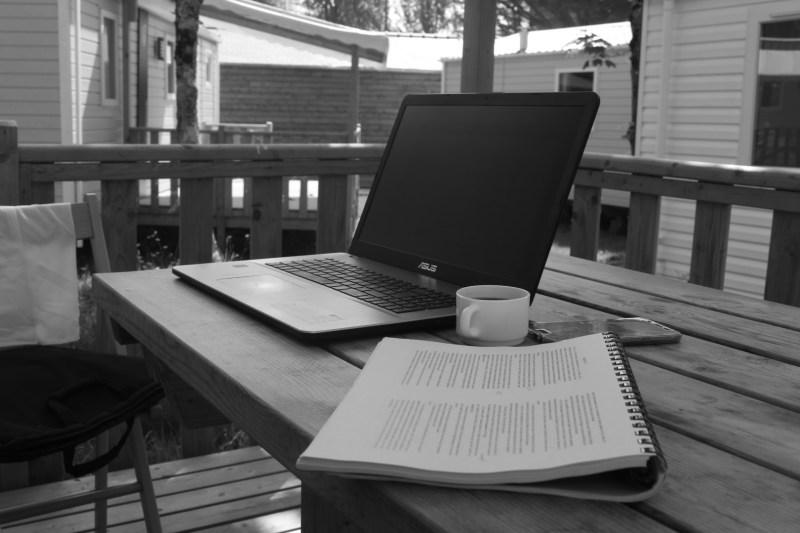 L'été, période propice pour écrire un roman