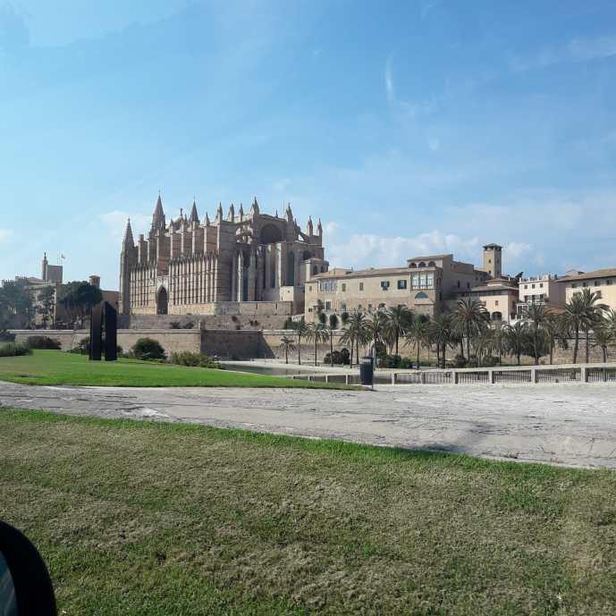 Cathédrale de la Seu à Palma