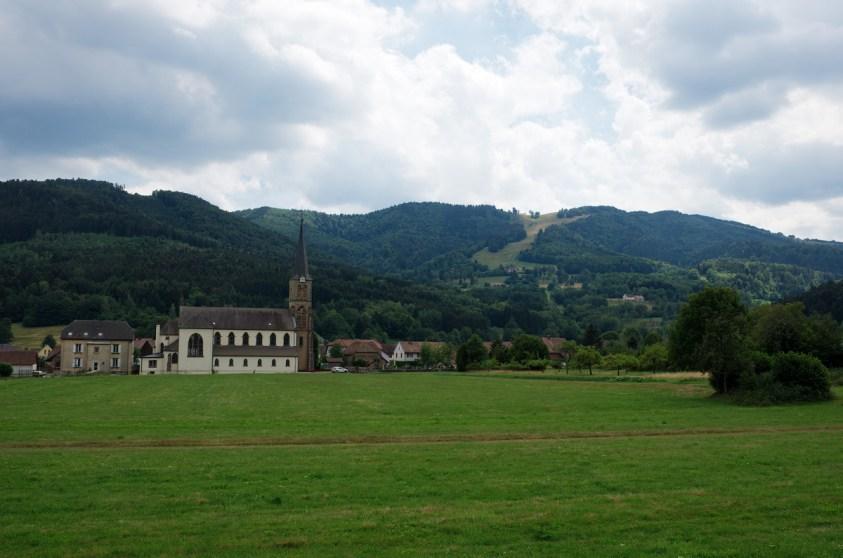 Dans la vallée de la Doller