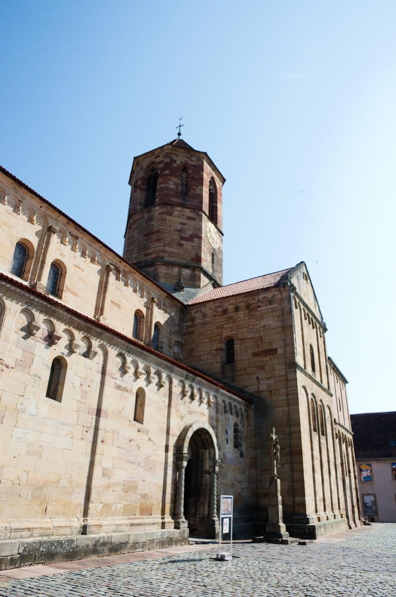 Église romane de Rosheim