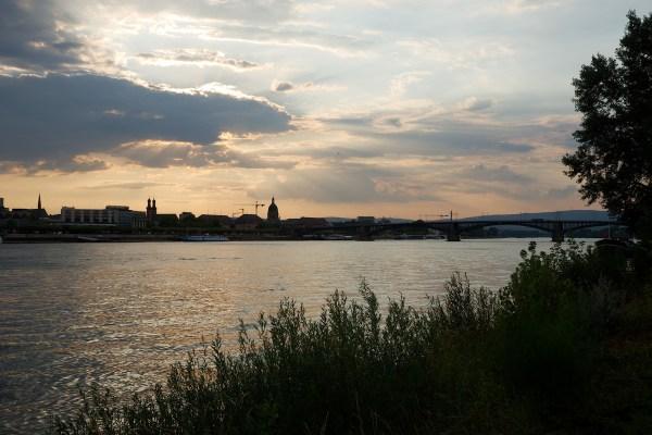Ceci n'est pas une photo de Toulouse mais de Mayence !