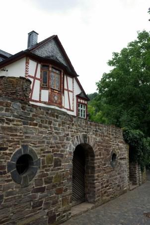 Quelque part dans un village en bord de Moselle