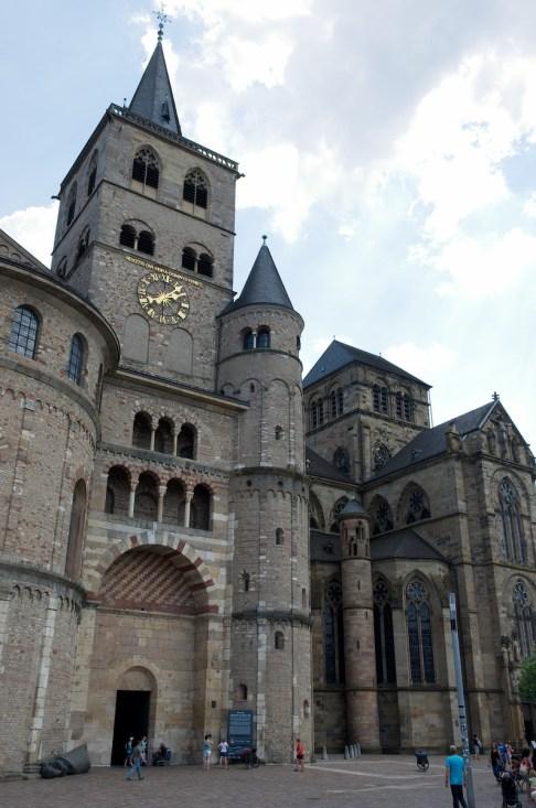 Cathédrale et église à Trèves