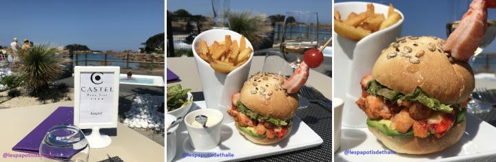 PDT-2018-Castel Beau Site-Sandwich Homard-Les Papotis de Thalie
